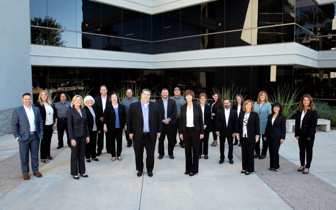 MEB Commercial Management Group, OPTIM Property Solutions merge, expand footprint, expertise across Phoenix, Tucson and Las Vegas