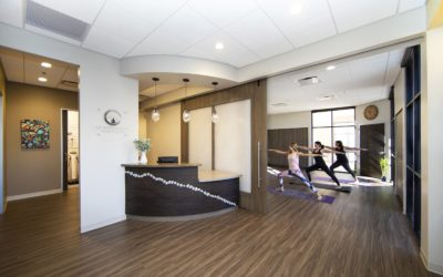 KatzDesignGroup transforms pair of spaces into modern, elegant medical suites in Scottsdale