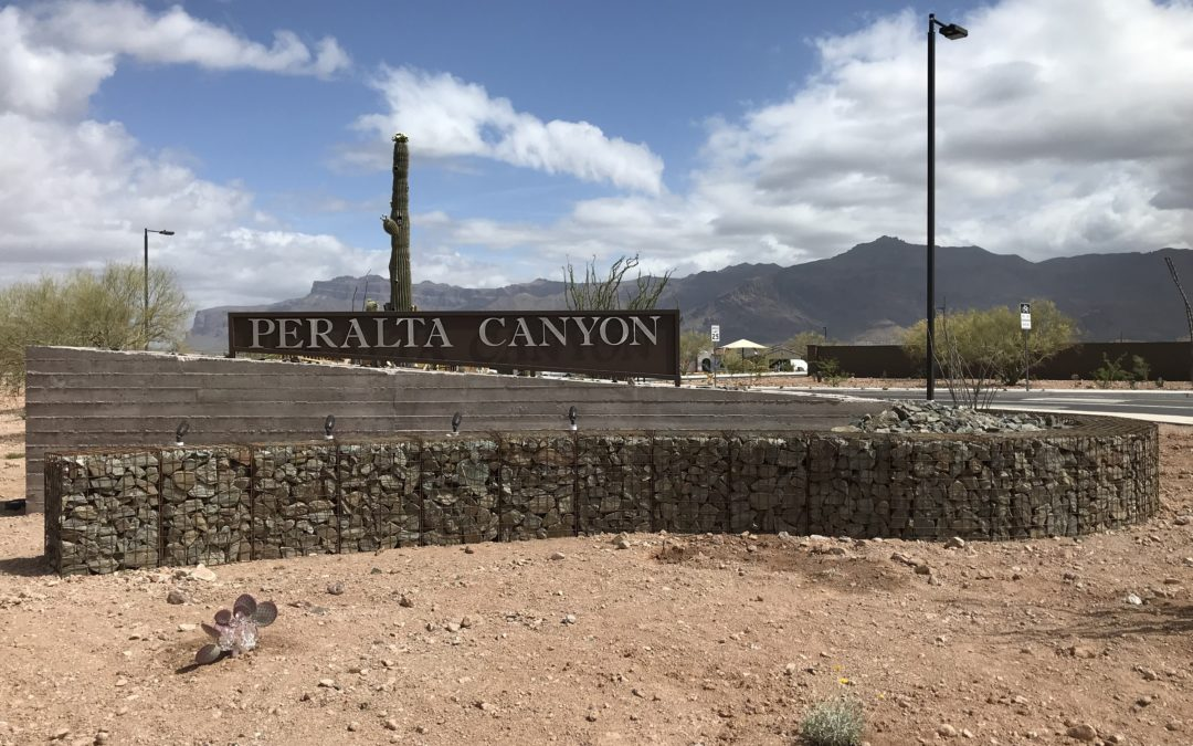 Land Advisors Organization Residential Development Team sells final Peralta Canyon parcel to Beazer Homes for $6.659M