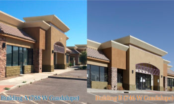 NAI Horizon negotiates $1.035Minvestment sale of 2-building office-retail complex in Gilbert