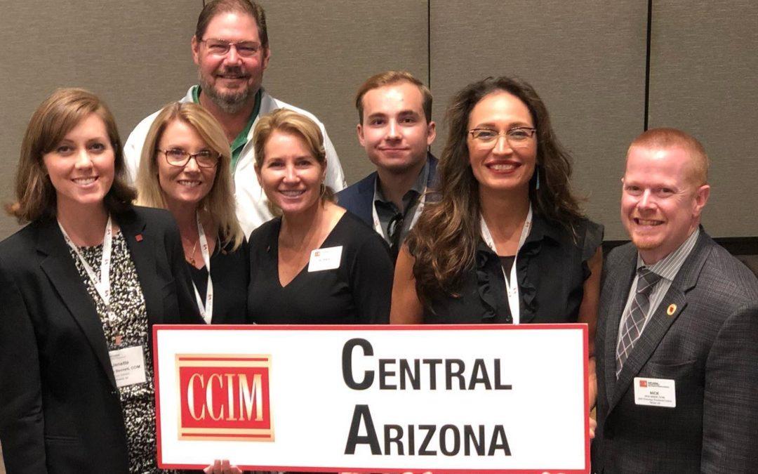 Central Arizona CCIM Chapter Earns CCIM Institute's prestigious 2019 President's Cup Award