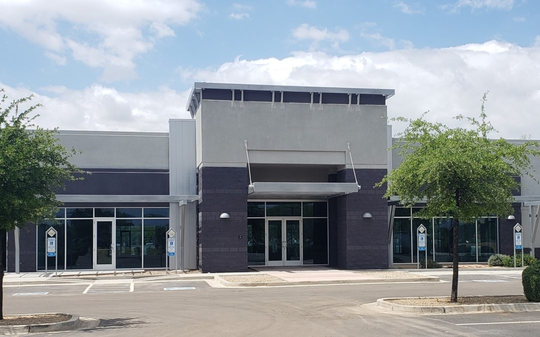 Kidder Mathews fully leases Cornerstone Medical Center with four diverse tenants in Goodyear, AZ