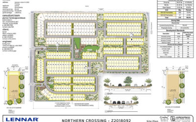 Land Advisors Organization of Metropolitan Phoenix closes $5.5M deal of 66.61 acres, 279 lots, to Lennar in Maricopa County