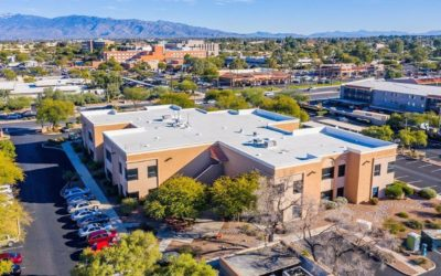 NAI Horizon's Tucson office negotiates $11.55M sale of fully occupied, 2-story medical building