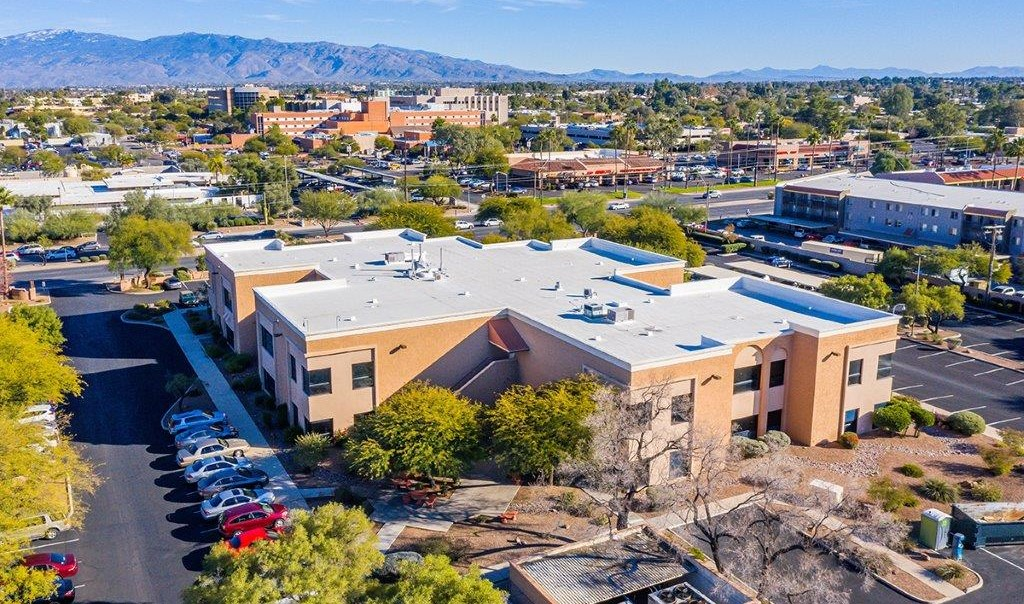 NAI Horizon's Tucson office negotiates$11.55M sale of fully occupied, 2-story medical building