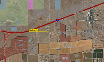 Land Advisors Organization's Metro Phoenix team closes on 70-acre site in East Buckeye for $6.65M