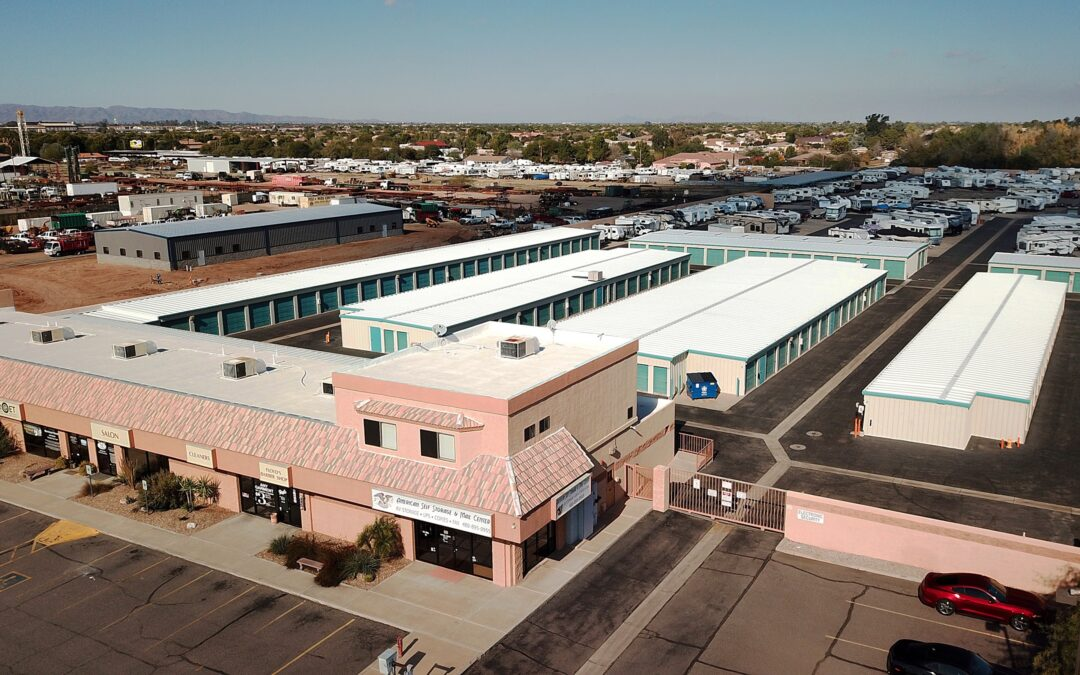 NAI Horizon negotiates $8.35M investment sale of Chandler self-storage facility in exclusive listing