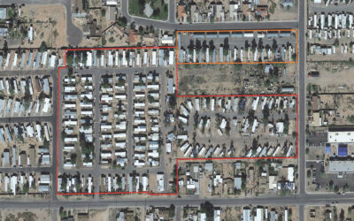 NAI Horizon negotiates $4.35M sale of pair of mobile home parks in Casa Grande, Arizona