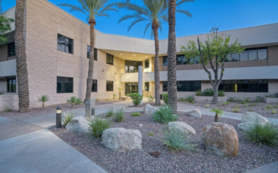 Phoenix Kidder Mathews healthcare team signs two new tenants to Glendale's Thunderbird Paseo Medical I and II in deals totaling 15,704 SF