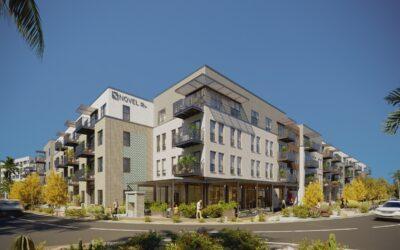NAI Horizon negotiates $7.5M land sale for new, 317-unit luxury apartment community in Gilbert