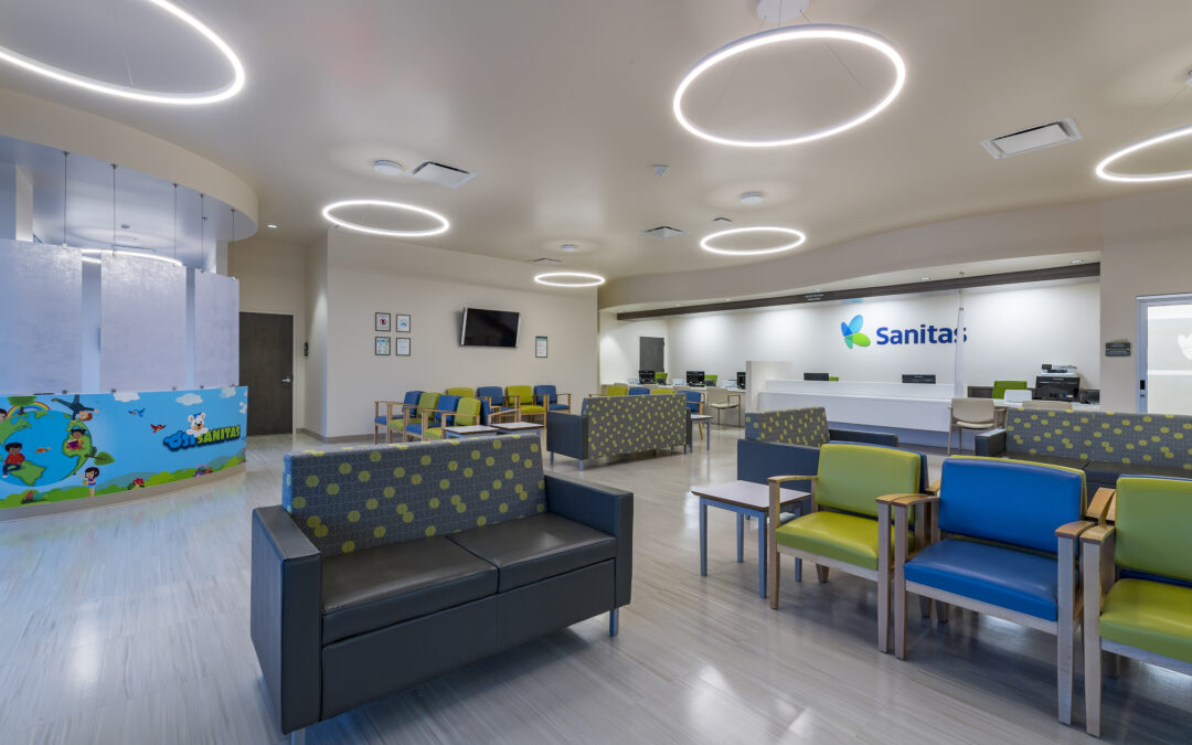 Sigma Contracting revitalizes two full-service medical clinics, corporate office in Houston, Texas