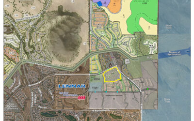 Land Advisors Organization's Phoenix team closes on 1st phase of ±24.5-acre parcel within Mystic at Lake Pleasant Heights Community for $3.25M