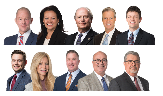 Lane Neville is Top Producer of 2020, NAI Horizon elevates numerous brokers to leadership roles