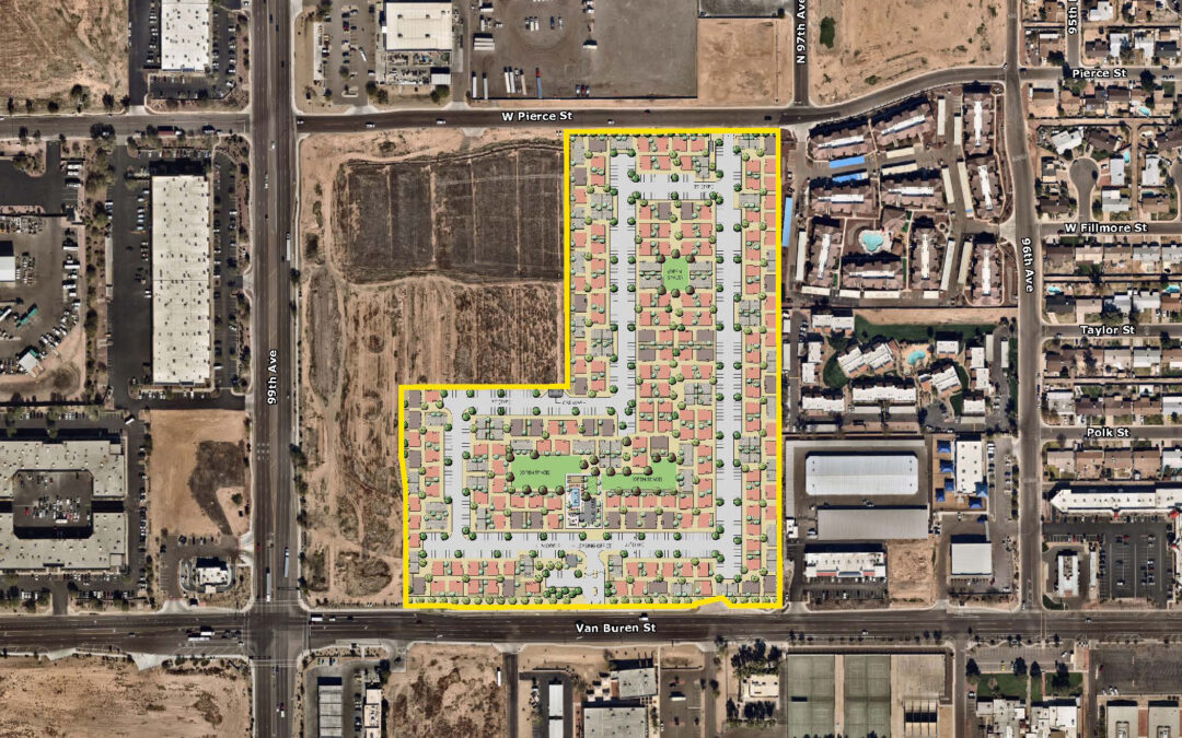 The Empire Group of Companies Acquires 21 Acres in Vibrant  West Valley for a Single-Family Build-to-Rent Community