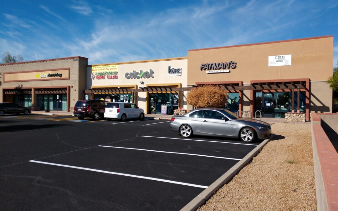NAI Horizon represents seller in $2.34M disposition of Apache Trail Marketplace