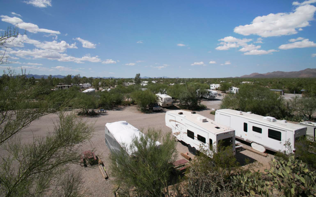 NAI Horizon represents buyer and seller in $4.5M dispostion of Desert Trails RV Park in Tucson