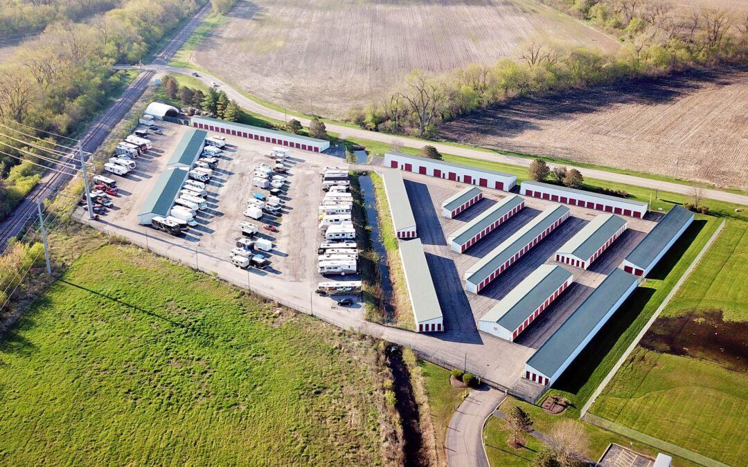 NAI Horizon negotiates $8.135M investment sale of Illinois self-storage facility, industrial property