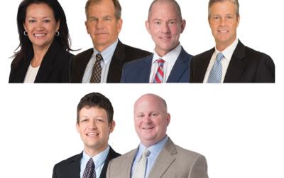 NAI Horizon elevates six senior professionals to new leadership roles; 2 to Managing Director
