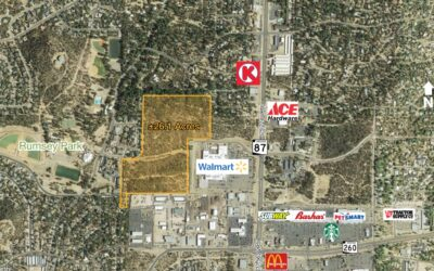 NAI Horizon's John Filli represents seller in disposition of 5-acre parcel in Rumsey Ridge Development site in Payson, Arizona