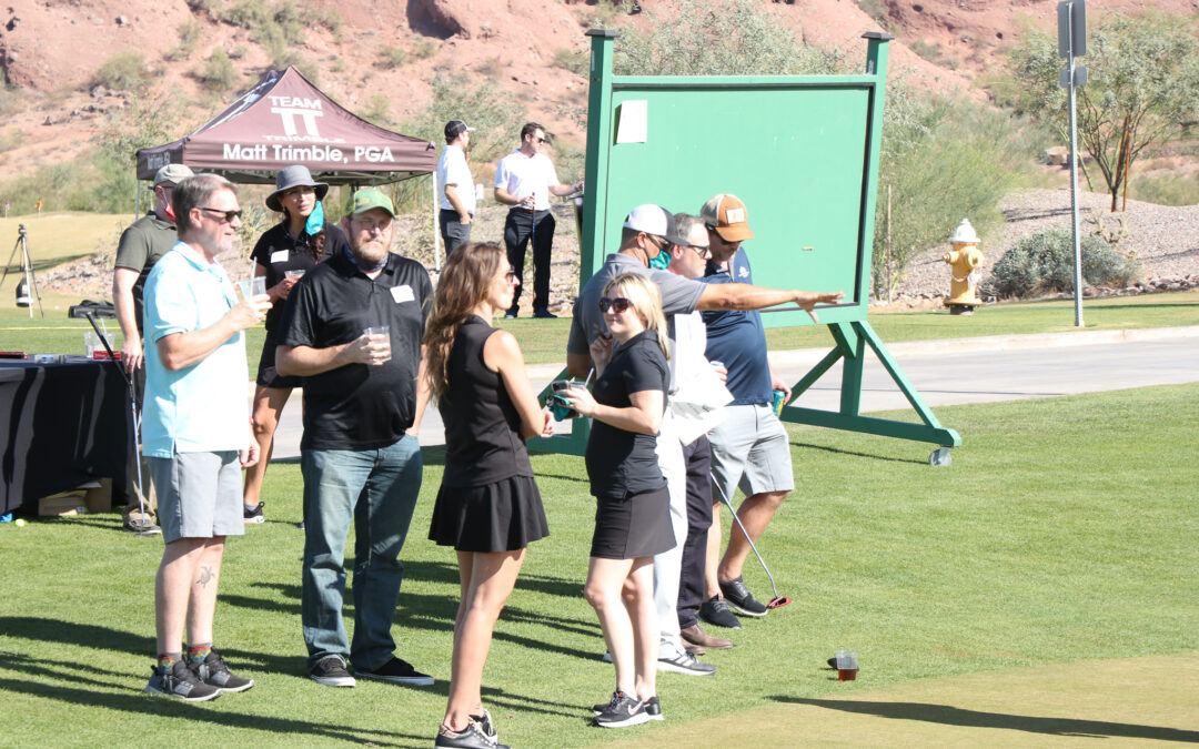 CCIM Central Arizona announces happy hour, November golf tourney, return of chapter lunch