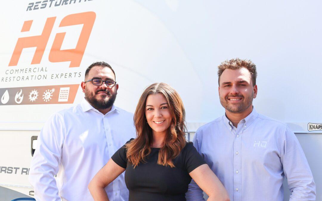 Phoenix-based emergency services contractor RestorationHQ ranks No. 3737 on 2021 Inc. 5000