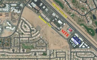 VIAONE Commercial Real Estate Group acquires land in bustling Surprise for retail development